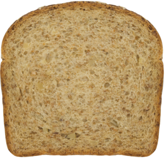 Brownberry Naturals Health Nut Bread Slice Image