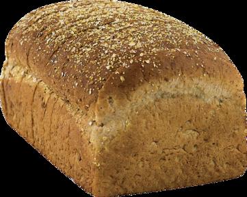 Health Nut Naked Bread Loaf Image