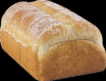 Oatmeal Naked Bread Loaf Image
