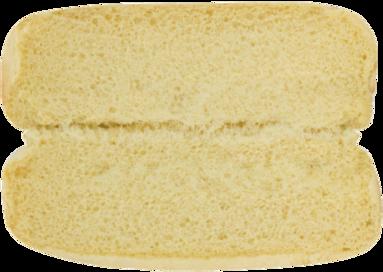 Potato Hot Dog Buns Inside of Buns Image