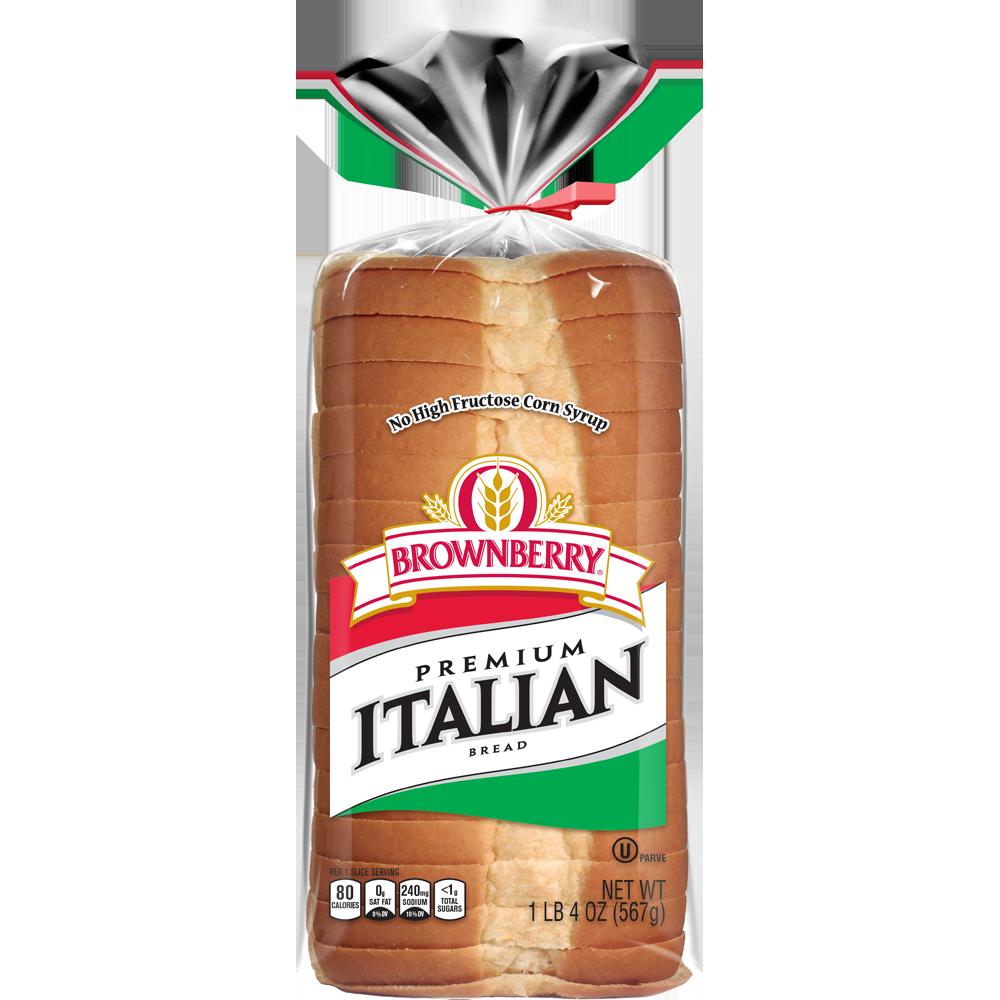 Brownberry Premium Italian Bread Package